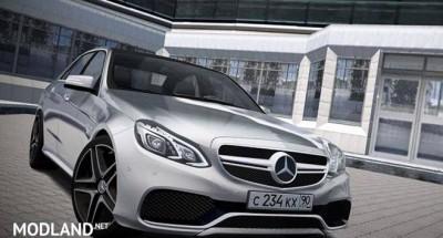 Mercedes-Benz E63s W212 AMG [1.5.9], 1 photo